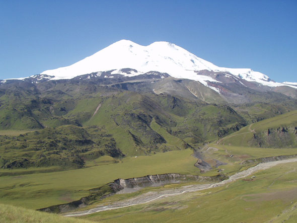 elbrus north
